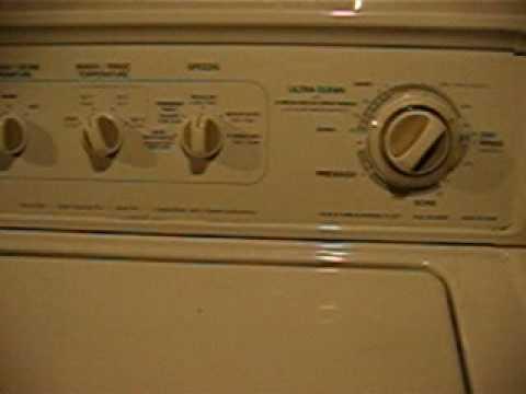 kenmore washing machine noise youtube. Black Bedroom Furniture Sets. Home Design Ideas