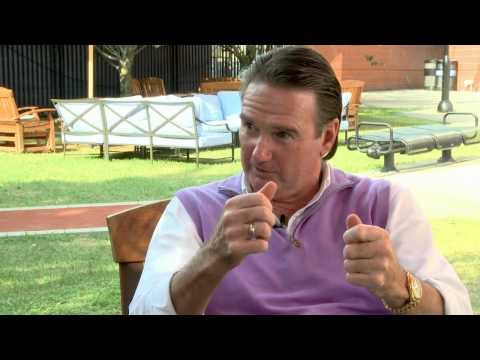 Justin Gimelstob Interviews Connors Part 1 | Star Games TV