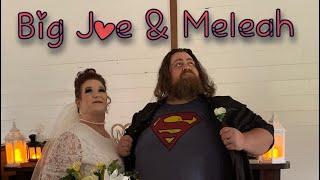 BIG JOE & MELEAH'S WEDDING - Cades Cove