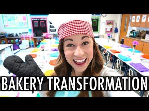 Math Bakery Classroom Transformation  Teacher Evolution Ep 39