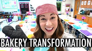 Math Bakery Classroom Transformation | Teacher Evolution Ep 39
