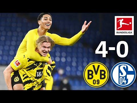 Schalke Borussia Dortmund Goals And Highlights