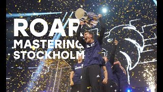 ROAR - Mastering Stockholm s01e09 (part 2/2) | Presented by GG.Bet