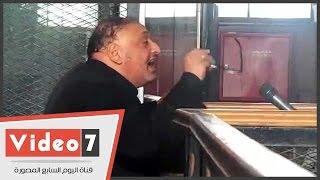 دفاع بديع يقدم للمحكمة مستندات تؤكد دور