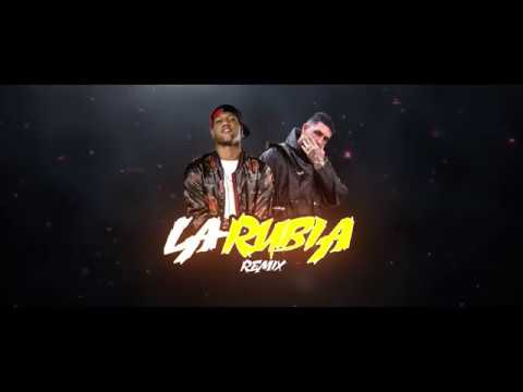 La Nueva Escuela Ft  Omar Montes   La Rubia Remix 2 (Lyric Video)