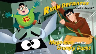 Ryan Defrates Secret Agent | Season 1 | Episode 2 | Mega moo and the Grumpy Ducks