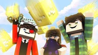 ЛАКИ ЭГГ ВАРС ВМЕСТЕ С ДРУЗЬЯМИ! Minecraft Lucky Egg Wars