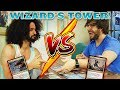 BUSTED CARDS!!! // Epic Wizard's Tower Showdown from Mana Screwed