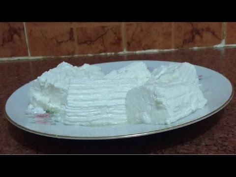 طريقة عمل الجبنه القريش