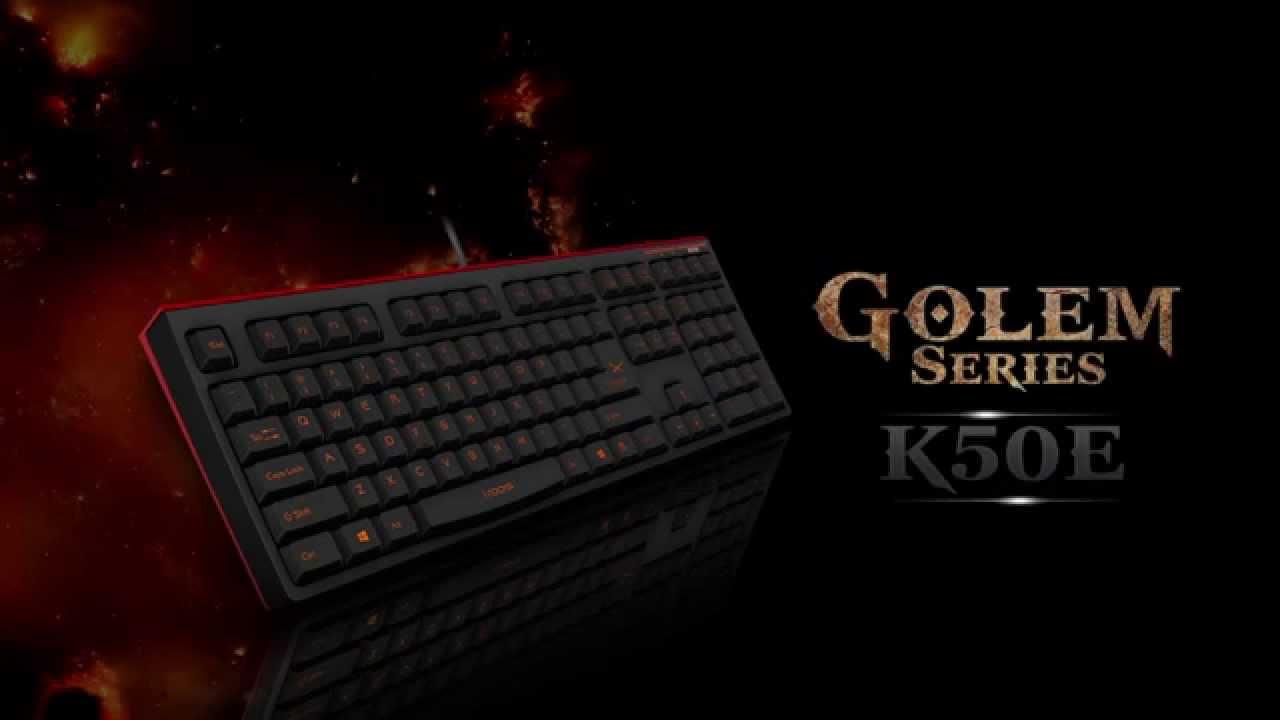 i-Rocks K50E Gaming Keyboard