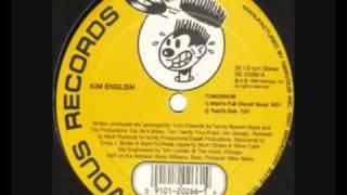 kim english - tomorrow (todd edwards dub) : nervous records