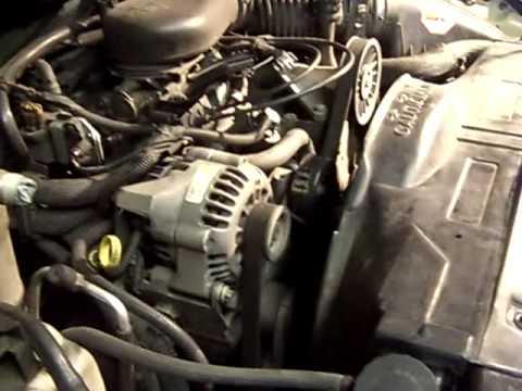 DIY 1998 GMC Jimmy Radiator Replacement - YouTube