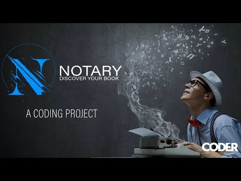 Notary - A Coding Project For HTML, CSS, And JavaScript