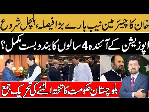 PM Imran Khan decides new changes for NAB   Toughest 4 years for opposition   Ameer Abbas Exclusive