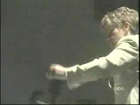 Marin Alsop on ABC World News, July 22nd 2005