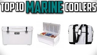 10 Best Marine Coolers In 2019