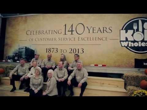 Kohl Wholesale: Broadline Distributor Corporate Video