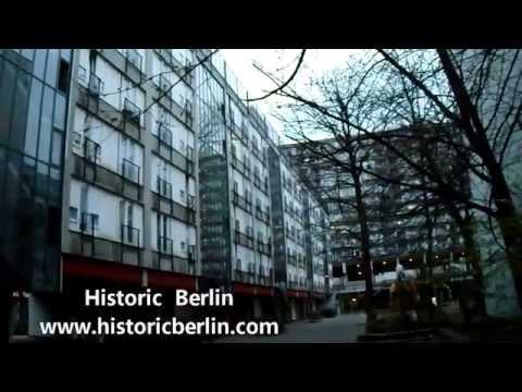 Berlin Sportpalast - How it looks today - Historic Berlin