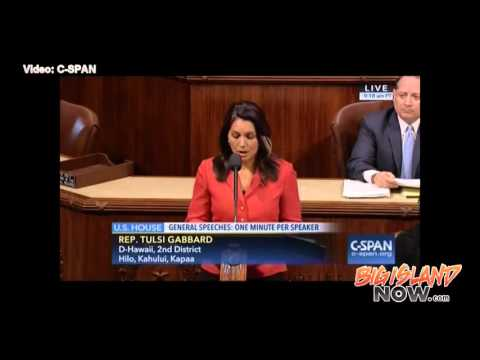 Gabbard Honors Patsy Mink in Light of Women's History Month