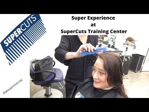 Super Experience At SuperCuts Training Studio - Check It Out!
