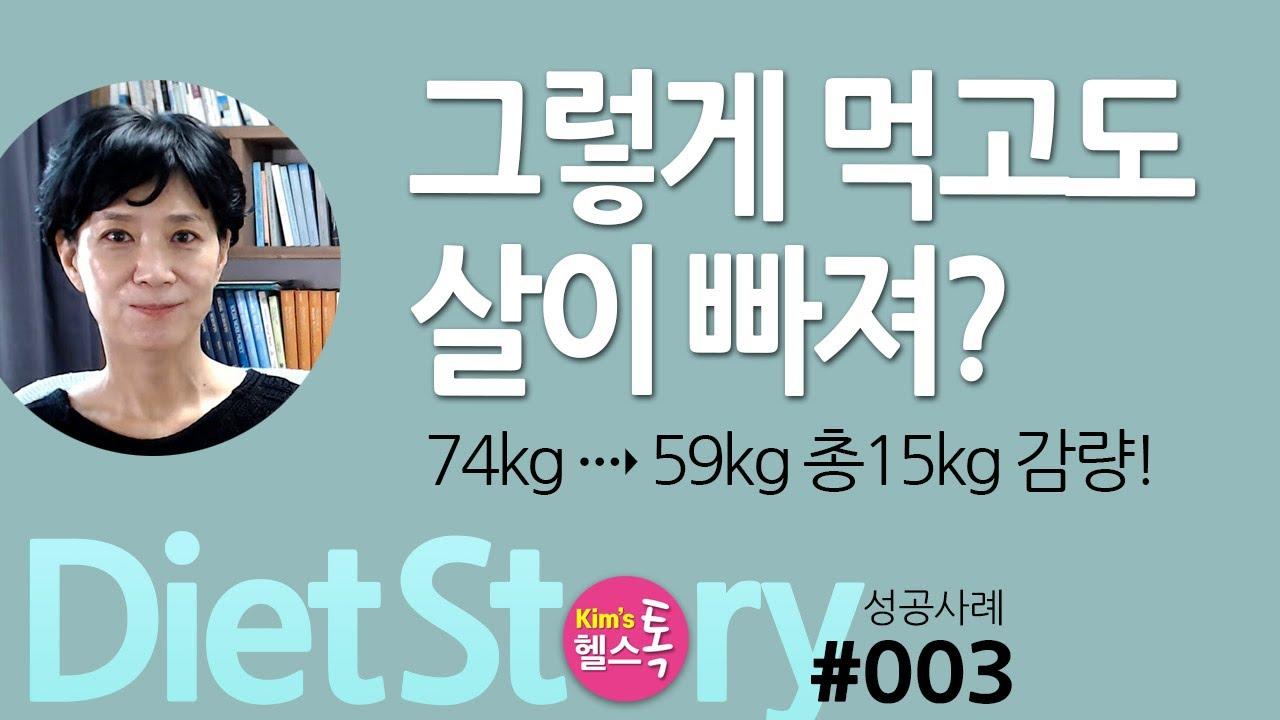 그렇게 먹고도 살이 빠져? - 간헐적 단식: 식사 시간을 지키는 것만으로 15kg 감량한 사연