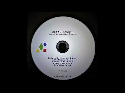 Download Clean Bandit Feat. Jess Glynne - Rather Be (Walter Ego Remix)