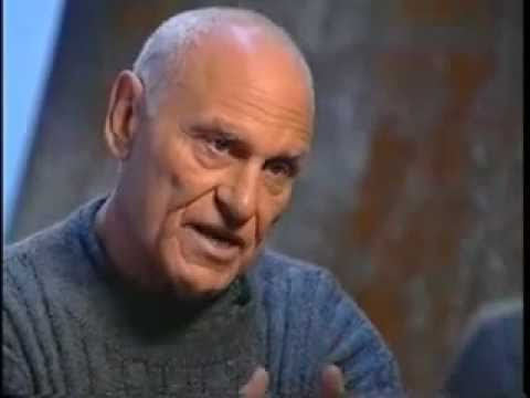 Richard Serra - Talk with Charlie Rose (2001)