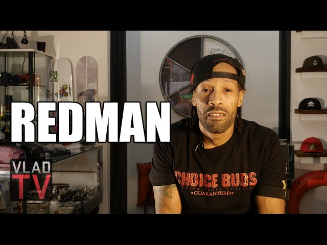 Redman Speaks on His Mom Kicking Him Out for Selling Coke & EPMD Putting Him On