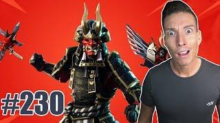 🔴 LIVE: MIT LEVEL 100 ZUM SAMURAISCHIEN SIEG!!! #230 Fortnite Battle Royale [Deutsch/German]