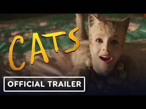 Cats - Official Trailer 2 (2019) Jennifer Hudson, Idris Elba, Ian McKellen