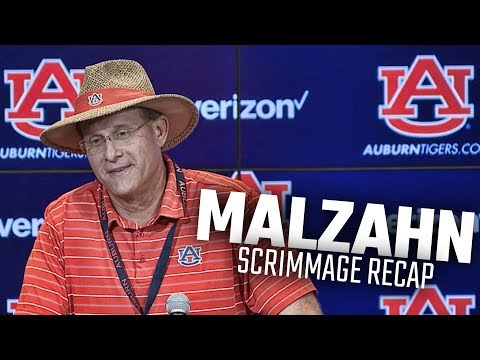 What Gus Malzahn said about Auburn's 2nd scrimmage of fall camp