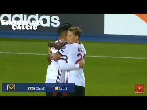 Austria Vienna-Milan 1-5  | Goals & Highlights