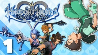Kingdom Hearts: Birth By Sleep - #1 - Proud Mode - Story Mode