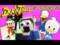 DuckTales Cartoon REAL LIFE STICKERS APP FUN Disney MALL! Video Game Full Episodes theme