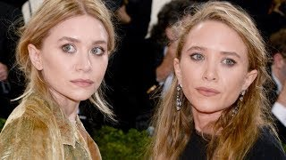02/05/2016 - Mary-Kate & Ashley Olsen at the 2016 MET Gala (2)