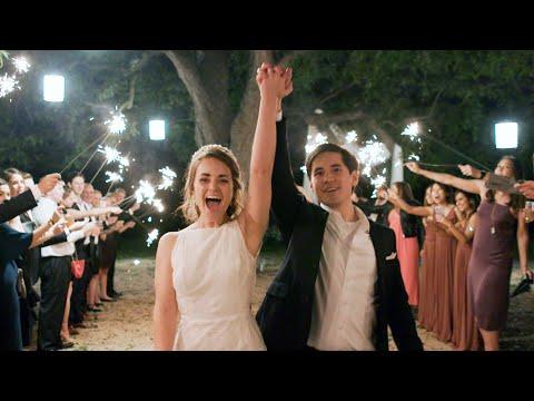 High School Sweetheart Wedding // Sarah & Elliott // Texas Wedding Video