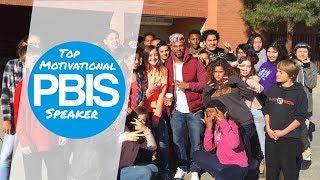 PBIS - Top Motivational Speaker - ENCOURAGEMENT FOR SCHOOLS