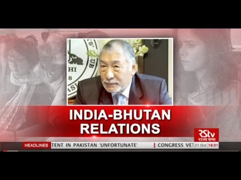 Discourse on India-Bhutan Relations