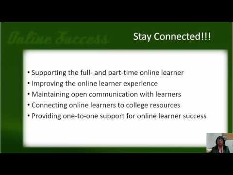 GTCC Online Student Navigator