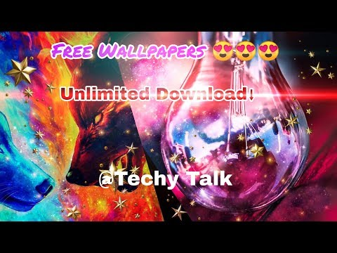 Best Wallpaper App For Android ||Best Ringtone App For Android||By Techy Talk