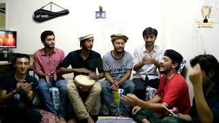 Azeem hunzai sings jan ali's shina song