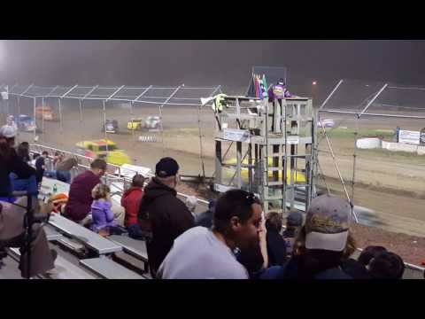 PRINCETON SPEEDWAY IMCA MODIFIED feature 5-12-17
