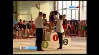 В Красноярске завершился турнир по спортивной гимнастике имени Елены Наймушиной