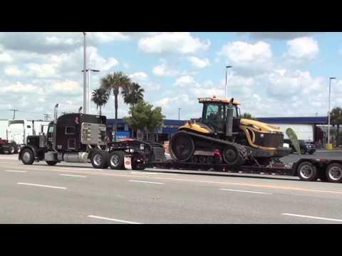 trucks in Wildwood truck stops and Wildwood truck show4-29-16