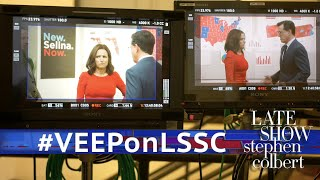 Behind The Scenes: VEEP On LSSC