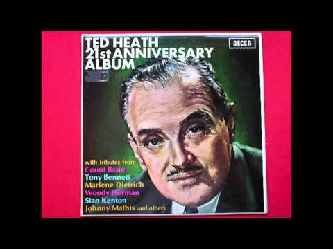 Ted Heath & Orchestra FLYING HOME 1968 21st Anniversary Album