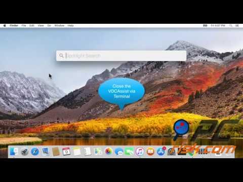 Macbook camera not working - How to fix?
