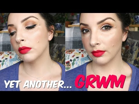 GRWM using Pixi Pretties new releases - Chloe Morello/Dulce Candy/Weylie palettes