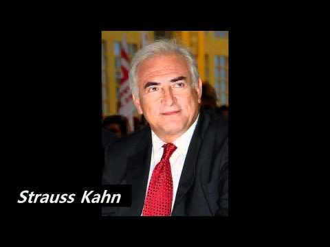 Breaking: Disgraced IMF Chief STRAUSS  KAHN  Released on $1 + $5 MIL Bail -19-05-2011