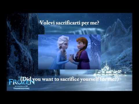 Frozen - An Act of True Love S&T Italian